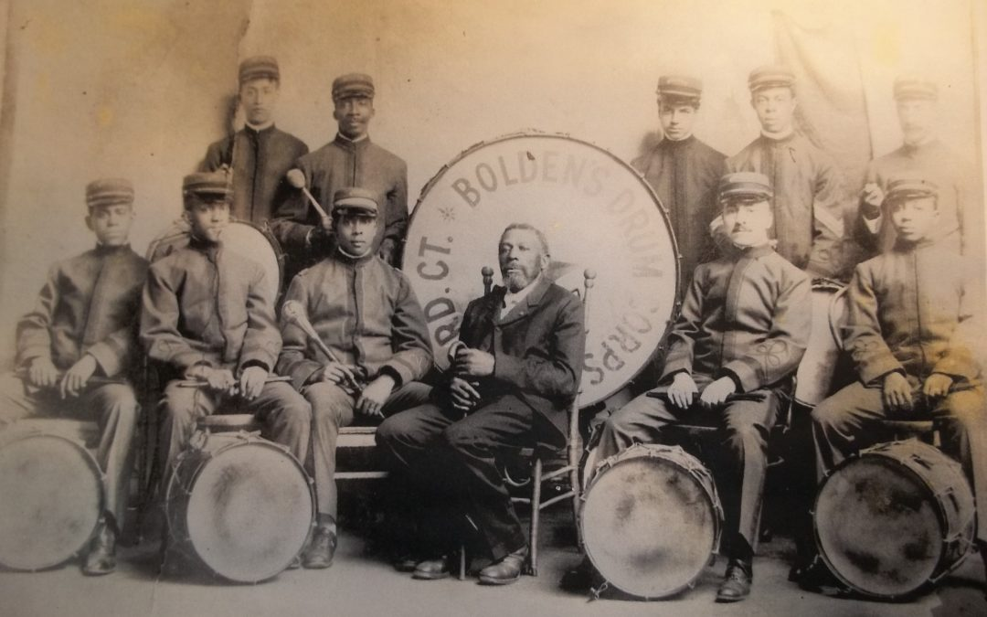 History of Drumming